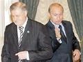 Путин не возражает против отставки Миронова с поста спикера Совета Федерации