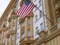 Посольство США в Москве может получить обидный почтовый адрес