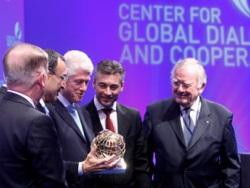 Михаил Гуцериев награжден как лучший бизнесмен Европы-2013