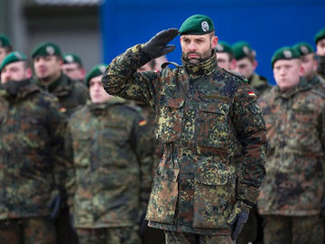 """В Германии тревога: """"жалкий"""" бундесвер не сможет противостоять России"""