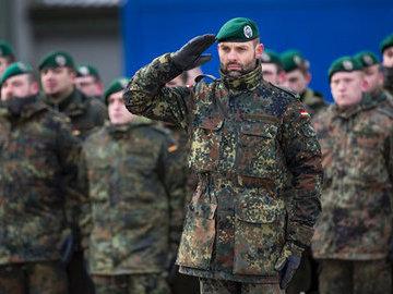 В Германии тревога:  жалкий  бундесвер не сможет противостоять России
