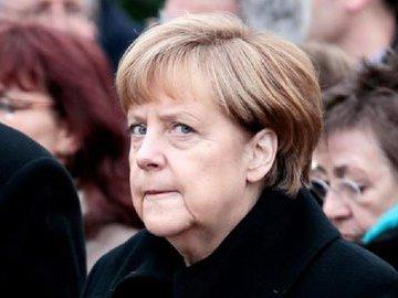 Меркель отказалась прийти на банкет в честь Эрдогана