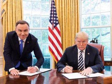 В Минске занервничали из-за базы США в Польше