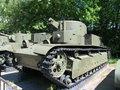 На Т-28 по оккупированному Минску: подвиг экипажа майора Васечкина