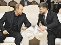 Рамзан Кадыров признан подхалимом всея Руси 2010 года