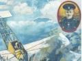Первый в мире таран: Петр Нестеров против  Альбатроса