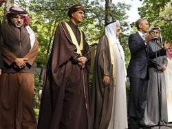 ПРО США направлена против Ирана, с которым Обама договаривается. Красивая сказка