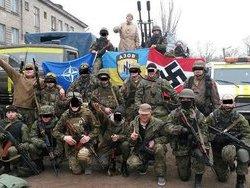 «Призрак»: украинские каратели пытаются сделать «маленький Сталинград» (ВИДЕО)