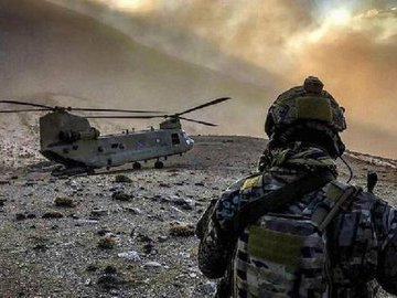 Американские солдаты ждут войны в 2019 году