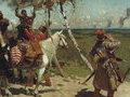 Последний поход крымского хана на Москву