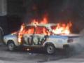 Анархисты объявили в Москве войну дорогим иномаркам и машинам органов власти