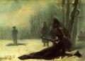 Пушкин и Дантес. Ошибка секундантов