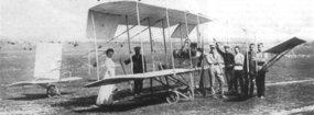 Пять первых русских самолетов