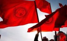 Жители Киргизии вышли на митинг против мигрантов из Китая