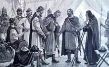 Последняя война Руси с Византией: Владимир Мономах против Алексея I