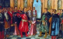 Почему русский царь не хотел брать под защиту Богдана Хмельницкого