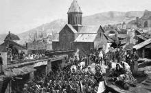 Неудачный союз: как Россия и грузинские цари попытались воевать вместе