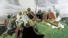 """""""Слово о полку Игореве"""": повесть о князьях-авантюристах"""