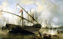 Как Анна Иоанновна уберегла российский флот от гибели