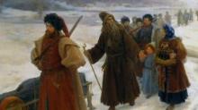 Как царь поссорился с женой из-за протопопа Аввакума
