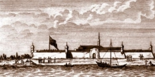 Битва у Новодвинской крепости: как сорвали захват Архангельска шведами
