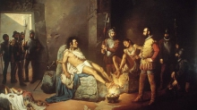 Битва при Отумбе: как конкистадоры сокрушили империю ацтеков