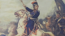 За что Барклай-де-Толли убрал из армии донского атамана Матвея Платова